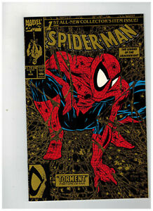 SPIDER-MAN-Vol-1-1-2nd-Printing-Todd-McFarlane-1990-Marvel-Comics