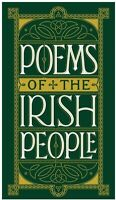 Leatherbound Poems Of The Irish People (pocket Size)