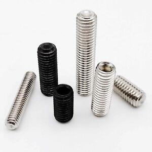 M2-M2-5-M3-M4-M5-6-8-Hex-Hexagon-Socket-Allen-Head-Cup-Point-Grub-Screw-Set-Bolt