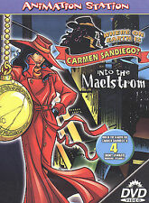 Where on Earth is Carmen Sandiego? - Into the Malestrom (DVD, 2003)