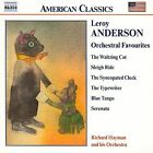 Leroy Anderson: Orchestral Favourites by Leroy Anderson (Composer) (CD, Dec-2001, Naxos (Distributor))