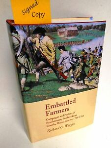 BOOK-AmRev-Embattled-Farmers-Campaigns-amp-Profiles-Lincoln-MA-by-R-Wiggin-op