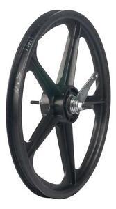 16-034-black-Skyway-Tuff-II-COSTER-BRAKE-Rear-WHEEL-Wheel-16-034-Coaster-Brake