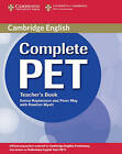 Complete PET Teacher's Book by Emma Heyderman, Peter May (Paperback, 2010)