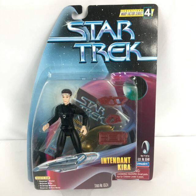 Star Trek Intendant Kira Figure Serialized Warp Factor Series 4 Playmates 1998