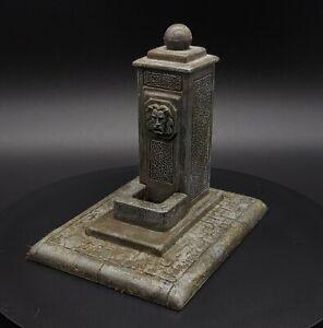 Painted-1-35-Stone-Fountain-BRAND-Italieri-1-35-ww2