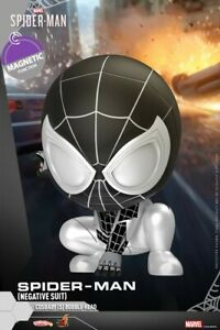Hot-Toys-COSB619-Marvel-Spider-Man-COSBABY-Mini-Figure-Negative-Space-Suit-Toys