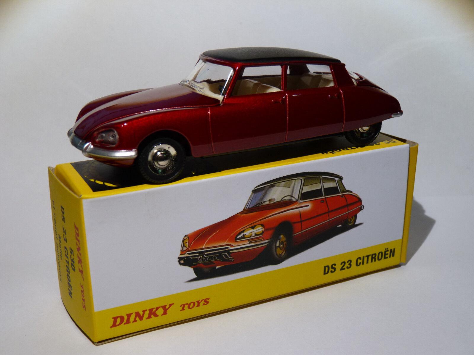 Citroen DS 23    DS23  - ref 530 au 1 43 de dinky toys atlas