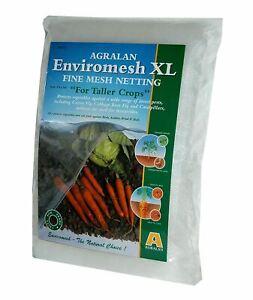 New-Agralan-Enviromesh-XL-2-6-x-5m-Plant-Protection-Bird-Insect-Netting