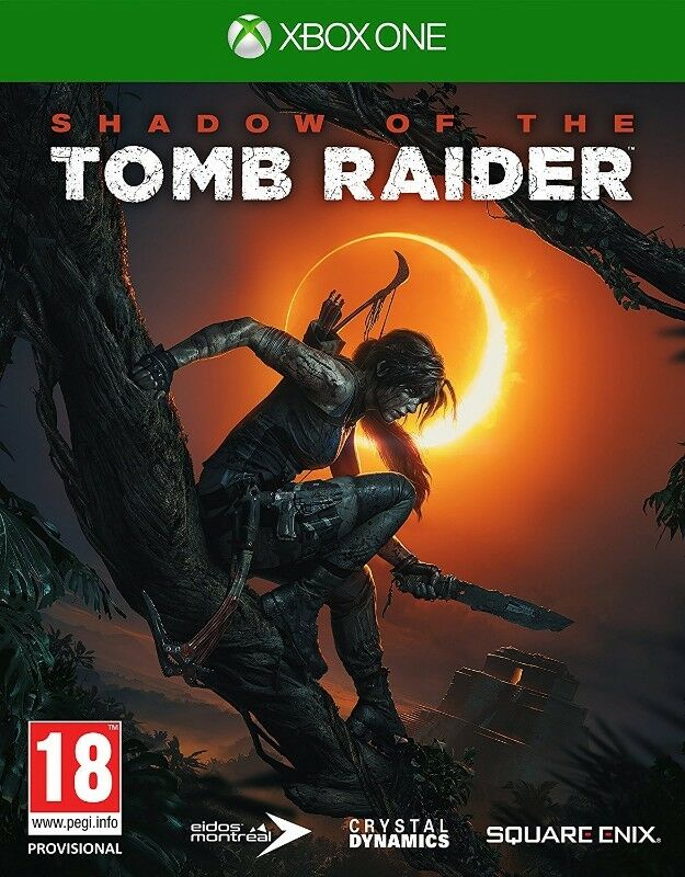 Xbox One Shadow of the Tomb Raider (brand new)