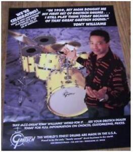 Gretsch-Jazz-Great-Drum-Hero-Tony-Williams-Display-Poster-Picture