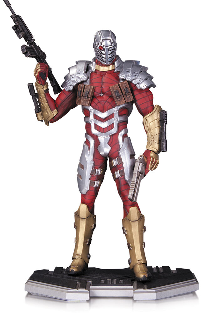 DC Comics Icons Deadshot Statue DC DIRECT