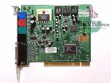 Creative Labs Sound Blaster PCI 128 CT4700 Channel PCI Sound Card