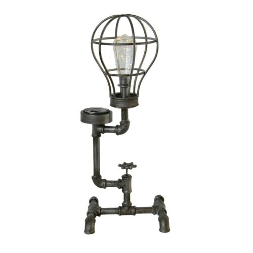 GardenPleasure Vintage Retro Solar Leuchte CORNELIUS Garten Gartenlampe Lampe