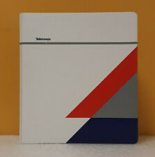 Tektronix 11801c 070 9972 02 Digital Sampling Oscilloscope Service Manual