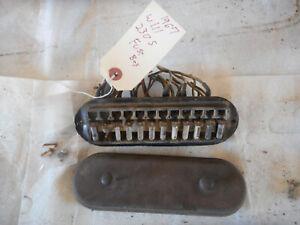 mercedes benz w110 w111 w112 w108 fuse box oem includes two short fuses |  ebay  ebay