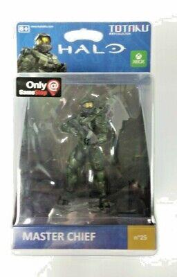 Master Chief-totaku figurine No Halo 25-First Print Edition Figure-NEUF