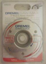 New Dremel Sm600 Saw Max 3 Wood Amp Plastic Flush Cut Carbide Wheel Sealed
