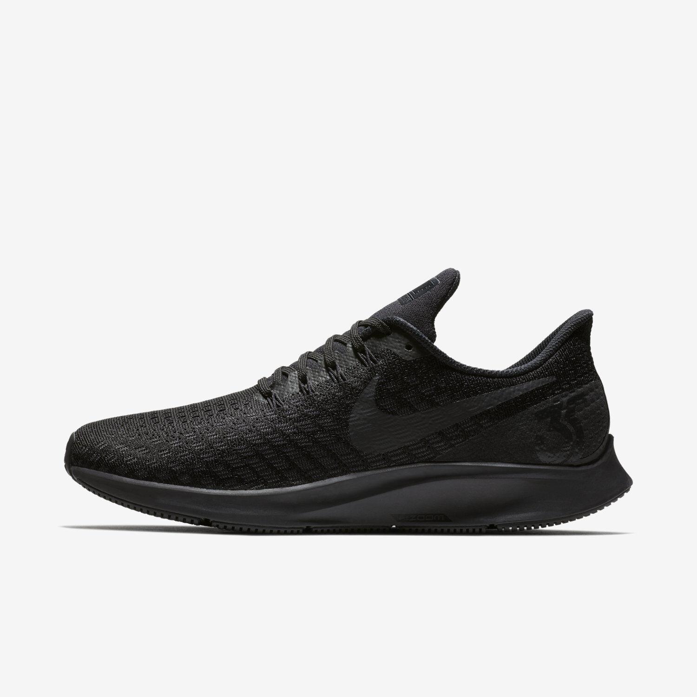 Mens Nike Air Zoom Pegasus 35 Sz 7-13 Black Oil Grey 942851-002 FREE SHIPPING