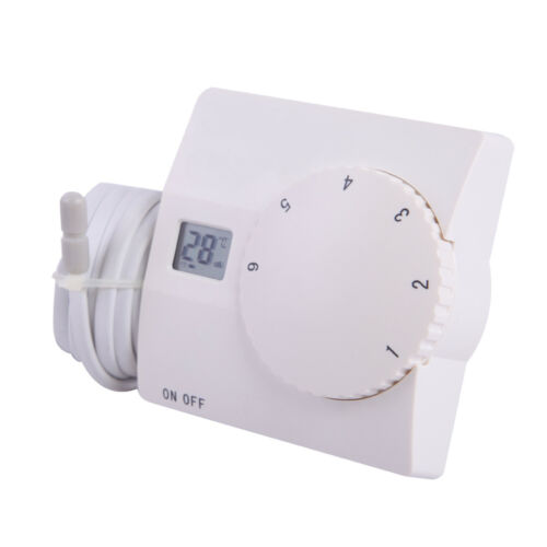 Sas816 Digital contatore-TERMOSTATO M suolo sensore riscaldamento pavimento termostato