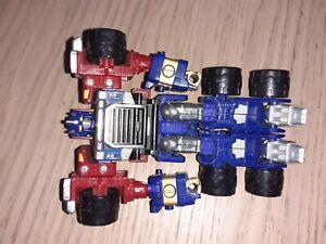 Transformers Armada (2002) Deluxe Class Optimus Prime