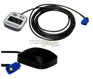 GPS-Antenne-Fakra-Stecker-Navi-Navigationsgeraet-Kabel-Kabelbaum-Adapter-3-1265
