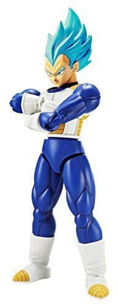 Figure rise Standard Dragon Ball Super Saiyan God Vegeta Farbe-cod F S