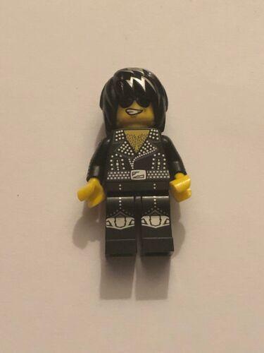 Lego CMF Series 12 Rock Star Collectible Minifigure Series 12 Mini Figure