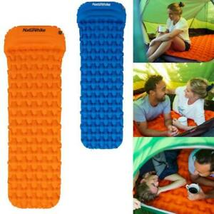 Inflatable-Camping-Mattress-Air-Mat-Sleeping-Pad-Roll-Up-Bed-Mat-for-Outdoor