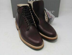 Whites-Boots-Main-Street-Burgundy-8-5-D-5-034-Dainite-sole