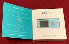 Sonohealth Portable Ekgraph Handheld Electrocardiogram Monitor