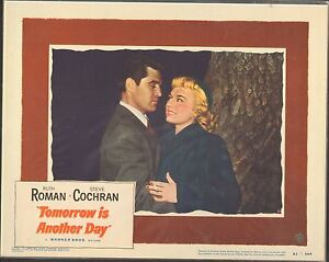 1951-MOVIE-LOBBY-CARD-3-983-TOMORROW-IS-ANOTHER-DAY-STEVE-COCHRAN