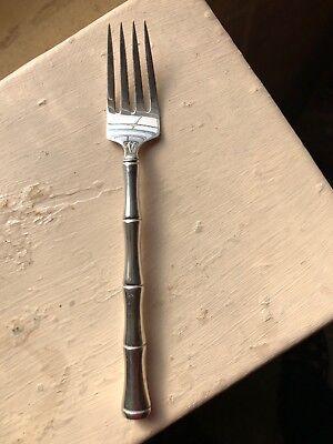 Sterling Silver Flatware Towle Mandarin Salad Fork