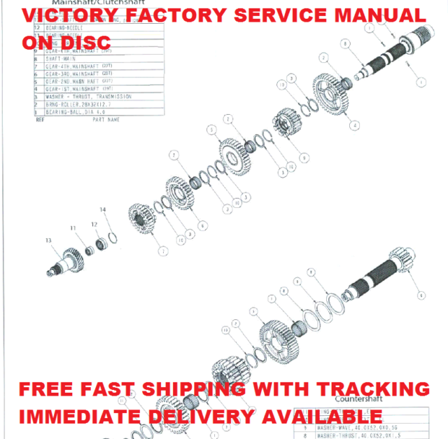 Victory V92sc Wiring Schematic Free