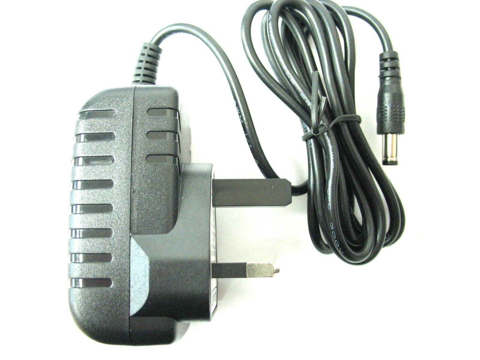 0.5 amp 24 volt AC-DC Mains Regulated Power Adaptor/Supply/Charger (12 watt)