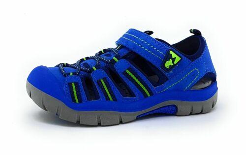 Lurchi Pete Kinderschuhe Burschen Sandalen Sandale Blau Freizeit Jungen
