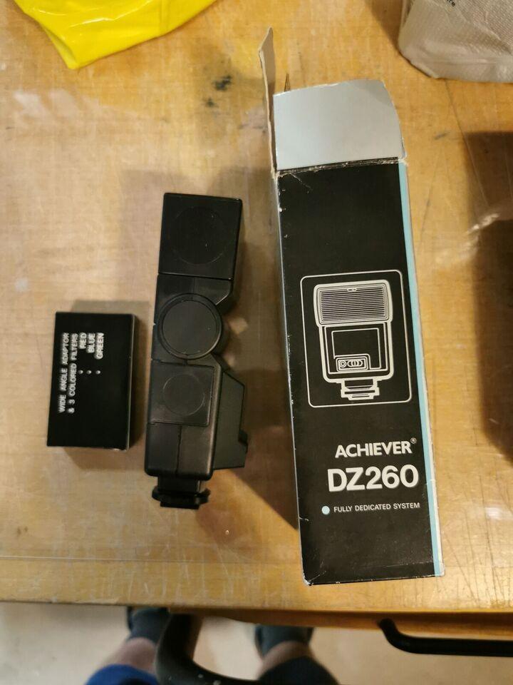Blitz, Achiever, DZ260