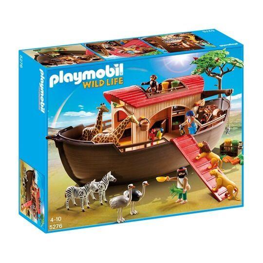 PLAYMOBIL ® Wild Life 5276  GRANDE ARCHE DEGLI ANIMALI  Africa giungla 2012 Nuovo Scatola Originale