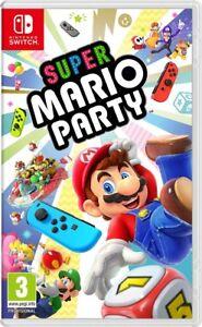 Super Mario Party Nintendo Switch Spiel *NEU OVP*