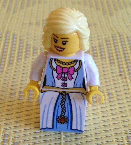 LEGO Bau- & Konstruktionsspielzeug Baukästen & Konstruktion Lego Figuren 1 Prinzessin Burgfräulein