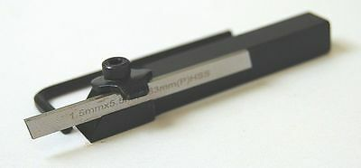 Small 10 mm Square Parting Tools Cut  off Tool for Lathe  From Chronos