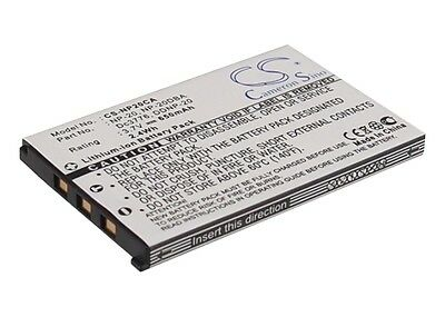 3.7v Battery For Casio Exilim Ex-z3, Exilim Zoom Ex-z60, Exilim Ex-s600eo Li-ion
