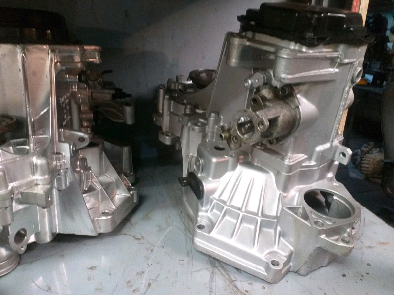 VW VR6 reconditioned gearbox