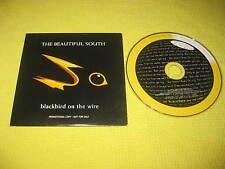 The Beautiful South Blackbird On A Wire Promo 1997 CD Single (TBSDJ1) Go Discs