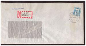 BRD-Einschreiben-MiNr-1142-EF-Wegberg-1987