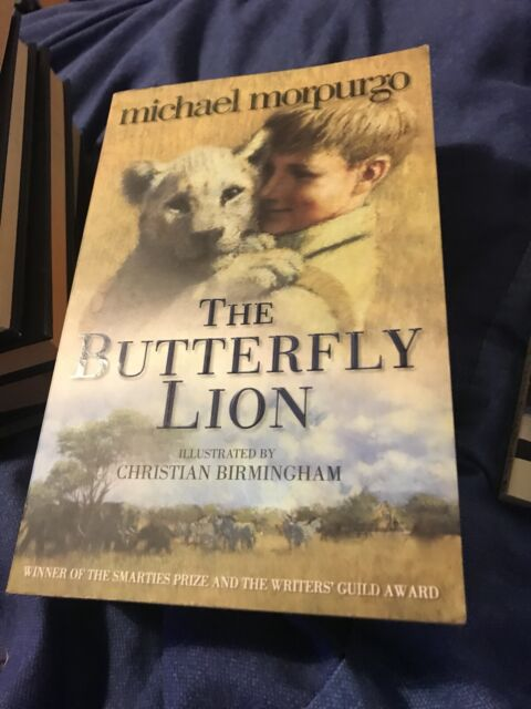 The Butterfly Lion by Michael Morpurgo (Mixed media product, 1996)