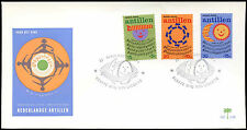 Netherlands Antilles 1974 Childrens Songs FDC First Day Cover #C26649