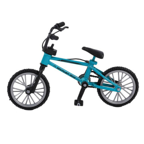 Mini Bicycle Model Simulation Finger Bicycle Toy DIY For Baby Children Game