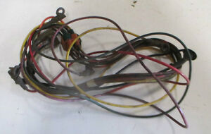93-96 CAMARO RS Z28 INSIDE INNER AC HEATER BOX VACUUM LINE HARNESS