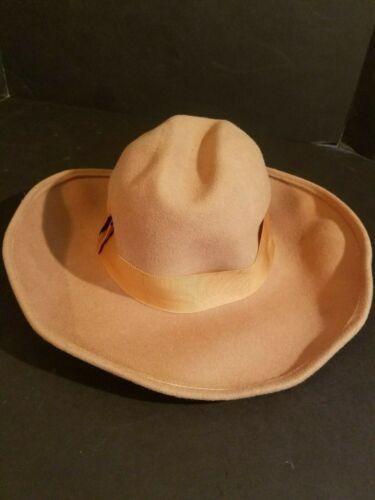 Vintage Frank's Girl 100% Wool Hat Designed by Fra